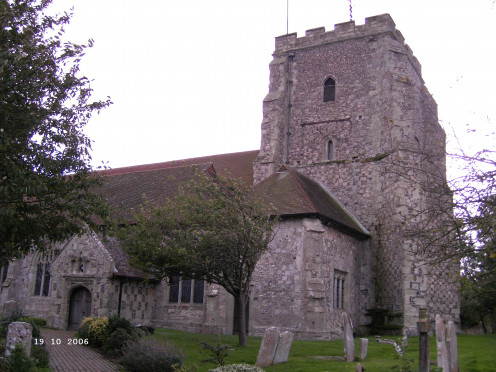 Westham church