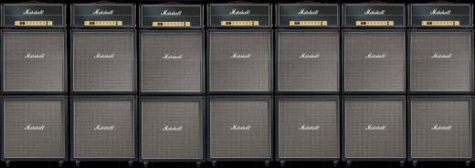 7 Marshall stacks
