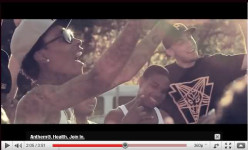 Is anyone seeing these illuminati signs in these rap videos? Its scary huh?