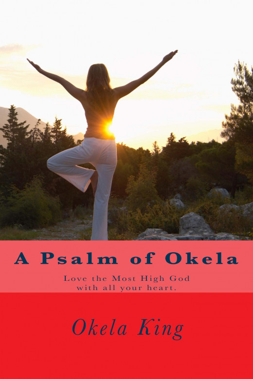 A divinely Inspired prayer and praise book: Love the Almighty God With All Your Heart.