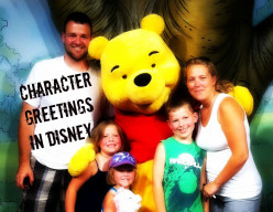 Disney World Character Sightings- How to Avoid Long Lines in the Heat