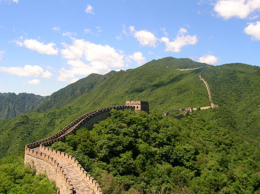 The Great Wall of China: the most famous and memorable landmark of China