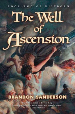 Book Review: Mistborn: The Well of Ascension (Book Two of the Mistborn Trilogy)