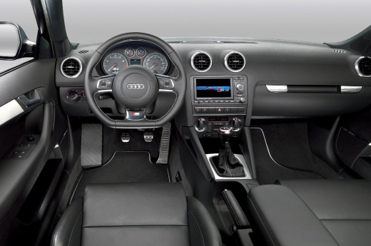"New Audi A3 2012-2013 interior "" dashboard"""