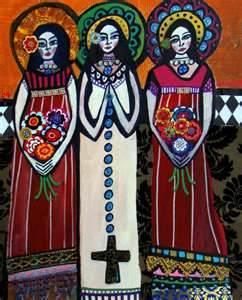 Image credit: http://findfolkart.com/HeatherGaller/mixedmediaangelsart.html
