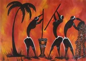 Image credit: http://www.globalafricanart.com/westafricanart-poundinggrain.aspx