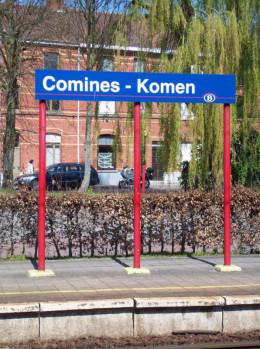 Comines / Komen Station