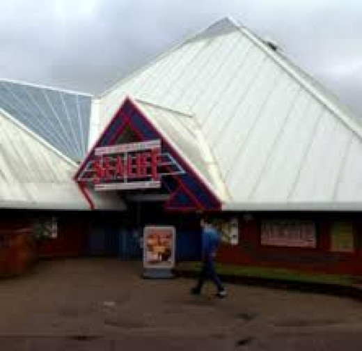 At Scalby Mills there is the Sea-life Centre to visit