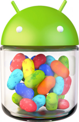 Android 4.2.2 Jelly Bean is the latest version of Android available