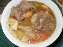 Oxtail Stew with Soy Sauce Recipe