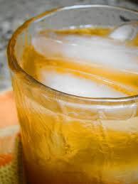 Refreshing Thai iced tea
