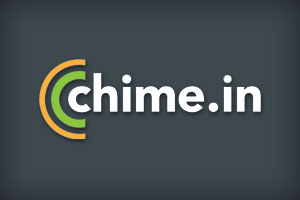 Chime.in logo