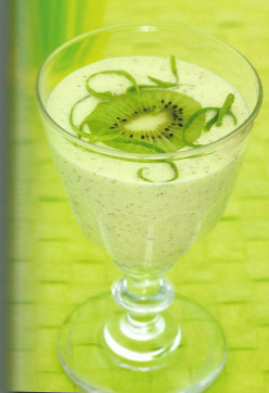 Kiwi And Lime Shake Up!