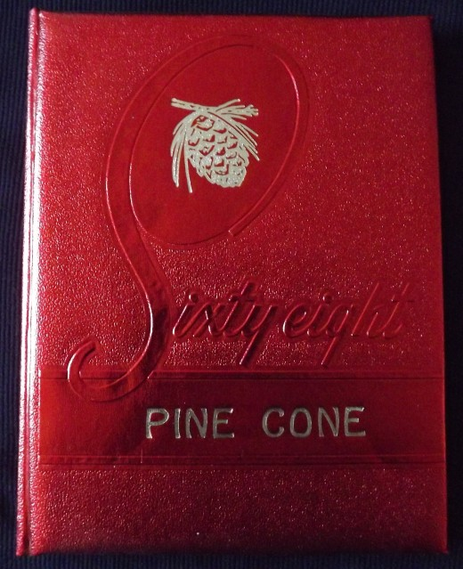 Pine Cone, 1968; Jefferson Academy in Jefferson, Texas