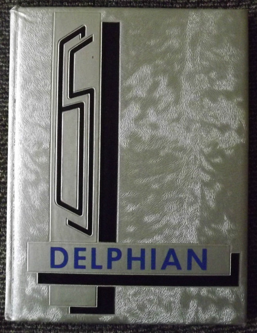 Delphian, 1965; Walla Walla Valley Academy in College Place, Washington
