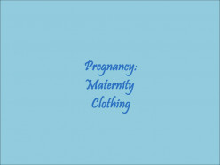 Pregnancy Clothes: How to Dress While Pregnant