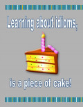 What are idioms?  Lesson Plan Ideas, Definition, and Examples
