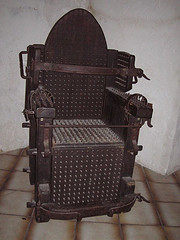 Chair of Nails
