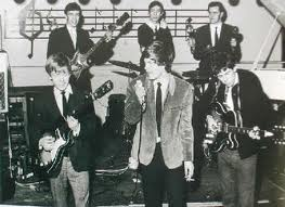 Early Stones performance live on the Beeb when Andrew Oldham became manager. Like the Beatles in early days they'd be suited and booted on stage. Then came the rift.