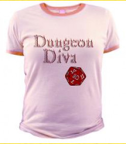 Dungeons and Dragons for Game Grrls (and Women)