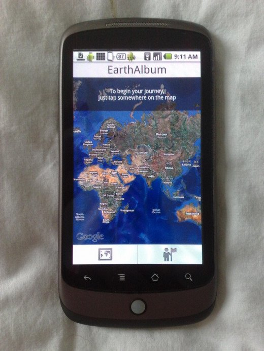 An Android Map App