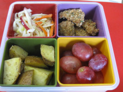 Using Bento Platters To Encourage Your Toddler To Eat A Variety Of Healthy Foods