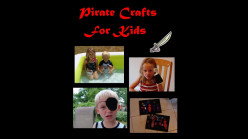 Seven Easy Pirate Crafts for Kids