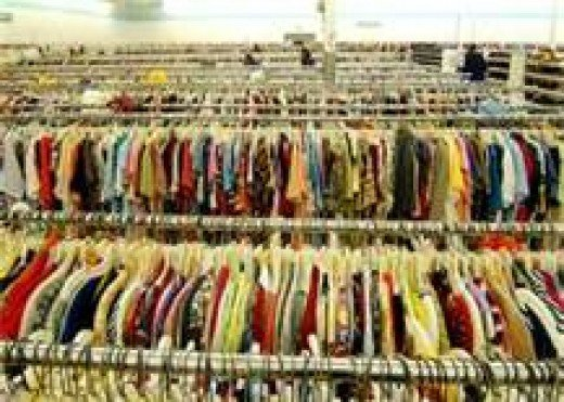 Second hand clothing stores Cheap online clothing stores