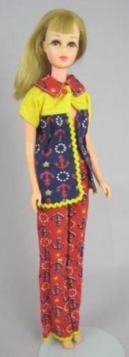 Francie Doll fashion #8649; 1973