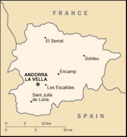 Country Facts About Andorra for Kids