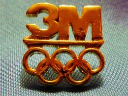 3M sponsor pin