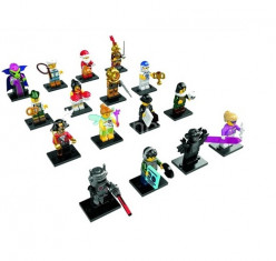 Lego Minifigures Series 8 - The New Characters