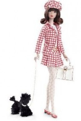 Barbie Gold Label Silkstone Francie doll; 2012