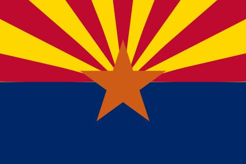 Arizona State Flag [3]