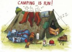 9 Must Have Items For Any Camping Trip