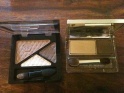 Does Costly mean Quality? Which is Really Better – Clinique or Rimmel Eye Shadow Makeup?