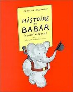 Books for children who love elephants