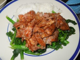 Slow Cook Pork Dish