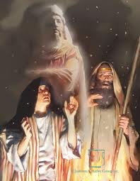 """""""Oracle of Endor, yes, I am King Saul. Bring up Samuel from the dead so that I may speak to him."""""""