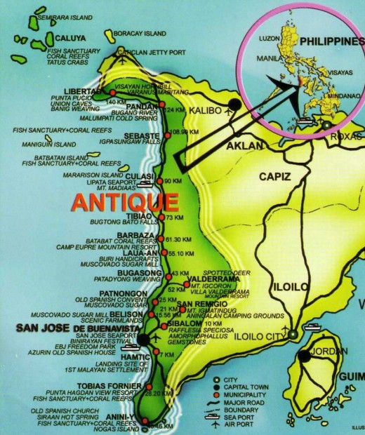 Province of Antique