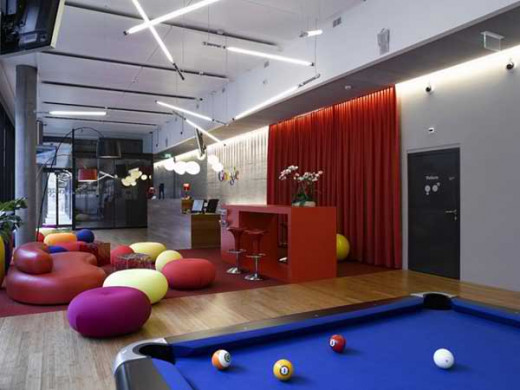 From Google Zurich Main Office