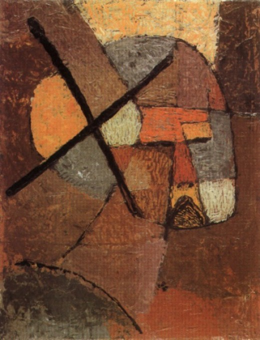 "Paul Klee, ""Struck from the List,"" 1933"