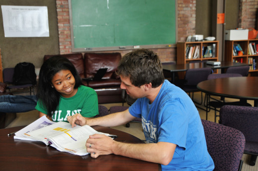 Don't overlook the benefits of tutoring.