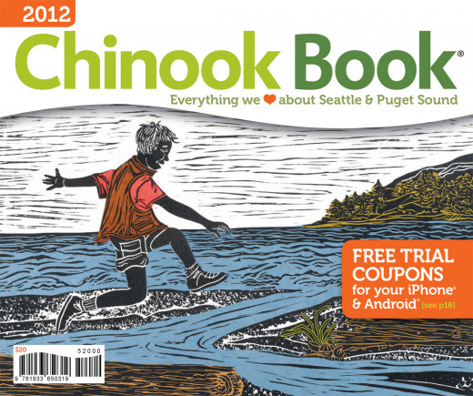 Sell the $20 Chinook Book to fundraise. Your customers will get $3000 worth of local coupons.