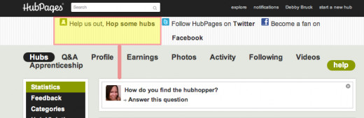 How do you find the hubhop?