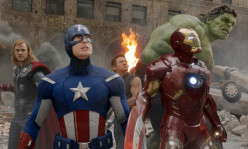 "The Avengers: ""Phase Two"""
