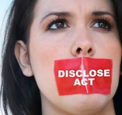 Campaign Finance Disclosure Vote in Senate Coming Soon - Make Your Voice Heard [155*5]