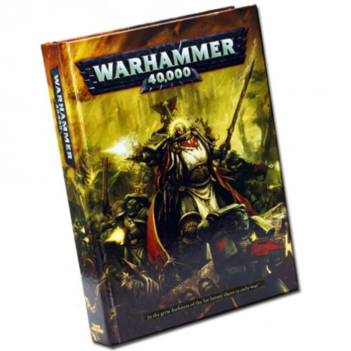 Rule Changes in 6th Edition Warhammer 40k (Part 2)