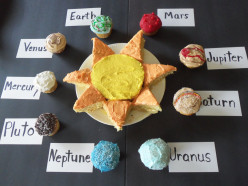 Fun Cupcake Recipe: Make Solar System Cupcakes