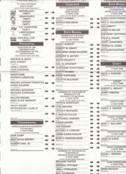 How to Vote Successfully in the Primary with an Absentee Ballot